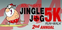 South Gate Jingle Jog 5k Run + Walk - South Gate, CA - photo.JPG