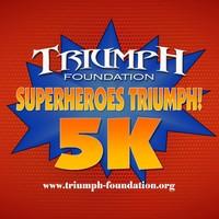 Superheroes Triumph! 5K - Van Nuys, CA - 5KLogo.jpg