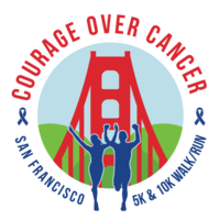 Courage Over Cancer 5K/10K - San Francisco, CA - Courage.png