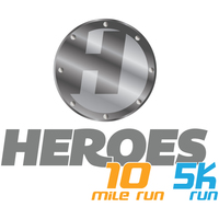 HEROES 10-MILE RUN AND FAMILY-FRIENDLY RACES  - Anaheim, CA - Heroeslogo.jpg