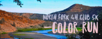 2nd Annual North Fork Community 4-H Club 5K Color Run/Walk - Monument, OR - race61657-logo.bBdZuE.png