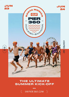 Santa Monica Pier 360 - 1.2 Mile Open Water Swim - Santa Monica, CA - pier360_flyers-SWIM.jpg