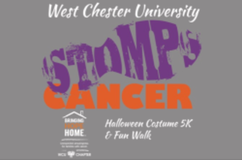 5th Annual West Chester University STOMPS Cancer Halloween Costume 5K u0026 Fun Walk - West Chester PA - 1 mile - 5k - Running  sc 1 st  RACEPLACE & 5th Annual West Chester University STOMPS Cancer Halloween Costume ...