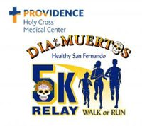 Providence Holy Cross Healthy San Fernando 5K Relay Walk or Run - San Fernando, CA - Run_Logo.jpg