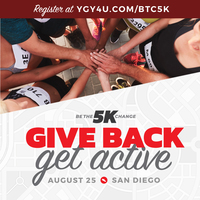 Be The Change 5K  - San Diego, CA - BTC5K_FB_Square3_v2.jpg