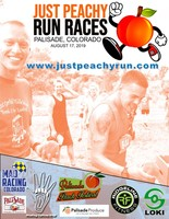 2nd Annual Just Peachy Run Races (10k, 5k, Kids 1k) - Palisade, CO - 2019_JPR_Flyer_B.jpg