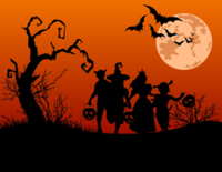 Halloween Hustle 5K Fun Run/Walk/Bicycle and Costume Pageant - Prineville, OR - race63696-logo.bBo-8s.png