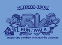 Amigos Club Supporting Children with Juvenile Diabetes 5K Run/Walk - Wauseon, OH - race23497-logo.bxLLe4.png