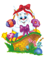 The Bunny Dash 5k, 10k, 15k, Half Marathon - Long Beach, CA - Easter_Bunny_Basket_Clipart.png
