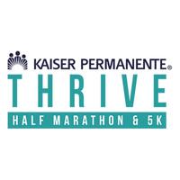 Kaiser Permanente Thrive Half Marathon & 5K - San Diego, CA - Thrive_Logo_400x400.jpg