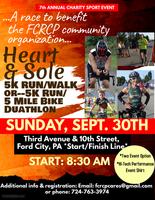 Heart & Sole (2 Event Option)--5K Run/Walk--or--5K Run/5M Bike Duathlon - Ford City, PA - 9202e086-f120-474c-812f-cf7caece6f26.jpg