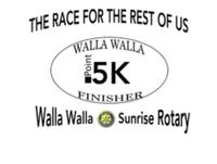 "Walla Walla Sunrise Rotary Point 5K ""Race For The Rest Of Us"" - Walla Walla, WA - race64016-logo.bBz8CF.png"
