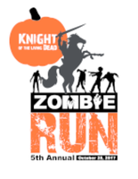 Knight of the Living Dead Zombie 5K and Kids fun run-Race Day Registration at 12:30 at Rustin Stadium - West Chester, PA - race24567-logo.bzPQNb.png