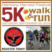 Harmony Christian School 5k Walk & Run - Middletown, NY - 5k_social_media.jpg