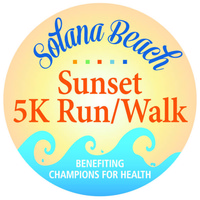 5th Annual Solana Beach Sunset 5K Run/Walk - Solana Beach, CA - Solana_Beach_5k_Logo-CFH_TRANS.jpg