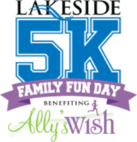 Lakeside 5K and Family Fun Day benefiting Ally's Wish - Flower Mound, TX - race64769-logo.bBAz85.png