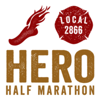 Fayetteville Firefighters Hero Half Marathon - Fayetteville, AR - HeroHalf_Logo_-_Square.png