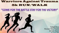 Warriors Against Trauma 5k Run/Walk - Los Angeles, CA - Warriors5.png