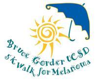 UC San Diego BRUCE GORDER 5K WALK FOR MELANOMA - La Jolla, CA - logo.jpg