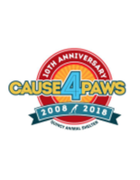 Quincy Animal Shelter's Cause 4 Paws - Quincy, MA - race45916-logo.bBJt_w.png