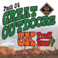 The Pack 64 Great Outdoors 5k Trail Run - Avondale, AZ - race26170-logo.bwhS14.png