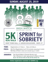 Eastern Dutchess Road Runners Club - High Watch Recovery Center's Sprint for Sobriety 5K Run/Walk - Kent, CT - race63036-logo.bCJcG0.png
