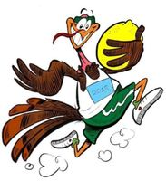 City of Upland's 11th Annual Turkey Trot 5K Run/Walk & 1K Kiddy Trot  - Upland, CA - 2018_Turkey.JPG