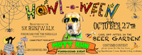 6th Annual Howl-O-Ween Mutt Run 5k Run/Walk - San Diego, CA - DonationBannerOrange.png
