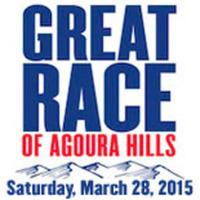 Dole Great Race of Agoura Hills presented by Northwestern Mutual - Agoura Hills, CA - greatrace_logo-155x155-15date.jpg