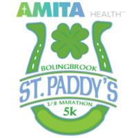 AMITA Health Bolingbrook St. Paddy's Half Marathon & 5K Run/Walk - Bolingbrook, IL - race42400-logo.byDMvF.png