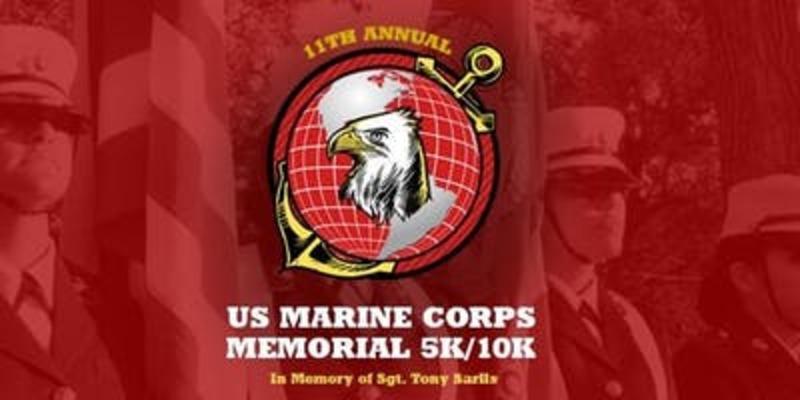 2019 USMC Memorial 5K/10K - Arvada, CO - Running