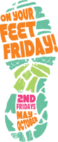 On Your Feet Friday (October) Volunteer - Salem, OR - race9438-logo.bxd0sg.png