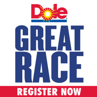 Dole Great Race: Road Half, Trail Half, Team Marathon, 10K, 5K, 15K - Agoura Hills, CA - GreatRace-logo-400x400.jpg