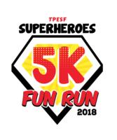 2018 Torrey Trot Superhero 5K / Fun Run - La Jolla, CA - TorreyTrot2018Logo.png