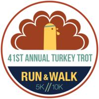 Turkey Trot 5k/10k - Santa Barbara, CA - F18_TurketTrot_41stLogo.png