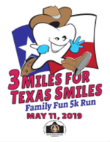3 Miles for Texas Smiles Family Fun 5K Run - San Antonio, TX - race67190-logo.bCt2OE.png