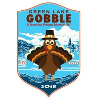 Green Lake Gobble 5K | 10K & Mashed Potato Potato Munch Off - Seattle, WA - 2018_Gobble_design.JPG