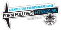 Form Follows Fitness 5K Presented by Blackson Brick Co. - Dallas, TX - fff5Klogo.png