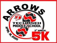 Tecumseh Middle School Arrows 5k - New Carlisle, OH - race69894-logo.bEq6yq.png