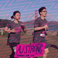 AJ Strong Memorial 6.5k Run/Walk - San Francisco, CA - promo4.jpg