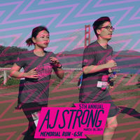 AJ Strong Memorial 6.5k Run/Walk - San Francisco, CA - promo4.jpg