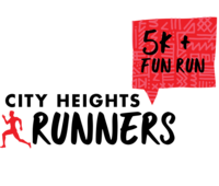 City Heights Runners 5K and Kid's Fun Run - San Diego, CA - chr-logo-final.png