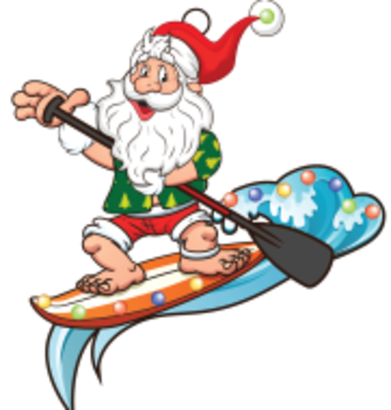 Christmas In July Santa Clipart.Christmas In July Half Marathon And 5k Chicago Elk Grove