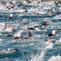 Triathlons in California