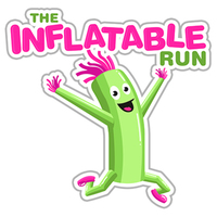 The Inflatable Run & Festival - Orange County - Costa Mesa, CA - inverted-logo.jpg