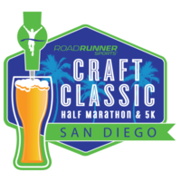 San Diego Craft Classic Half Marathon & 5K - San Diego, CA - Road-Runner-Sports-Craft-Classic-Half-Marathon-and-5K-Logo.png