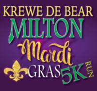 Krewe De Bear Milton Mardi Gras 5K - Milton, FL - race71060-logo.bCp2Oc.png