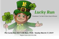 """Lucky Run, """"Fundraiser"""" Novato HS Senior Safe & Sober Grad Night  - Novato, CA - postcard_alternative.jpg"""