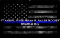 8TH Annual Javier Arana Jr. Fallen Trooper  5K Memorial Run / 1 Mile Fun Walk - El Paso, TX - race71433-logo.bCsFaM.png