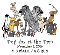 Dog Day at the Dam - 8:30 AM - El Sobrante, CA - 9100735d-6902-4920-b567-1423723a477d.png